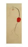Line, 1934 Giclée par Wassily Kandinsky