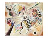 Music Overture, 2001 Giclée par Wassily Kandinsky