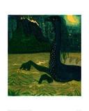 Moonlit Night  1907