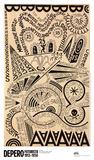 Luna Park Esplosione Tipografica (Montagne Russe a Coney Island)