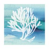 Sea Life Coral I Reproduction d'art par Lisa Audit