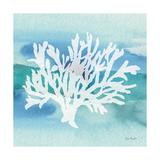Sea Life Coral II Reproduction d'art par Lisa Audit