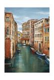 Into Venice