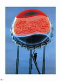 Pepsi - Pepsi Bottle Cap Billboard Photo