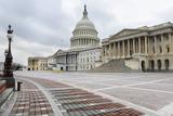Washington Dc  US Capitol Building East Facade