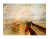 Rain Steam and Speed- The Great Western Railway  1844