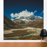 Turquoise Himalayas