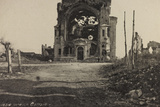 Visions of War 1915-1918: Rubble of a Church Bombed Near Gorizia
