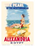Alexandria  Egypt - The Pearl of the Mediterranean