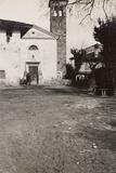 WWI: the Church of Soleschiano Manzano