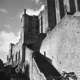 Abbey of Mont-Saint-Michel in Brittany