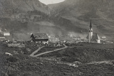 Visions of War 1915-1918: View of a Mountain Village at the End of the First World War