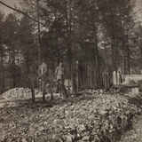 Pictures of War II: Italian Soldiers in the Cemetery of the Belvedere Pocol