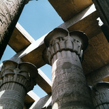 Temple of Philae  Detail of Composite Capitals