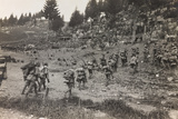 World War I: Italian Soldiers at the Front on the Asiago Plateau