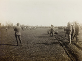 WWI: Sharpshooters Cyclists During the Football