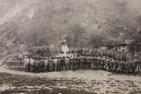Free State of Verhovac-July 1916: Mass of Italian Soldiers  Gallizzis