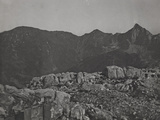 First World War: A View of Black Mountain