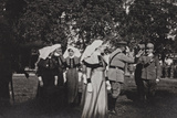 Campagna Di Guerra 1915-1916-1917-1918: British Nurse in Gradisca