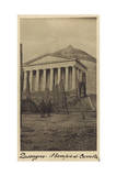 The Temple of Canova to Possagno During the First World War