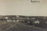 First World War: View of Rakitnoe