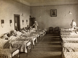 War Campaign 1917-1920: a Department of the Military Hospital of Gradisca D'Isonzo