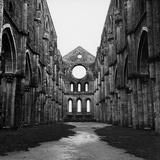 Interior of the Abbey of San Galgano