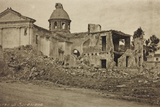 Visions of War 1915-1918: the Ruins of the Church of Spresiano