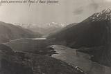 First World War: A Panoramic View of the Pass of Raetia (Reschen)