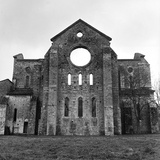 The Apse of the Abbey of San Galgano