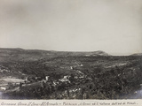 Leadership Corps of Engineers 2nd Area 3rd Army  View of Palikisce  Crinci and Vallone from Mikoli