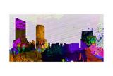 Grand Rapids City Skyline