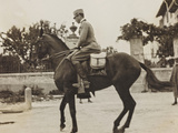 Campagna Di Guerra 1915-1916-1917-1918: Soldier on Horseback