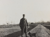 War Campaign 1917-1920: Brusati the Officer with the Dog Ciccio