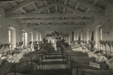 Italian Italian Military Hospital During the First World War