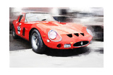 1962 Ferrari 250 GTO Watercolor