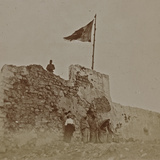First World War-Campaign Libya: Military Fort in Derna