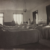 Pictures of War II: Italian Soldiers Convalescing in the Department of Surgery
