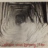 Free State of Verhovac-July 1916: Entrance to the Cave (Cave in 1580)