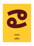 Cancer Zodiac Sign Brown