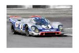 Porsche 917 Martini Rossi Watercolor