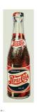 Pepsi - Vintage 1930s Bottle Cutout Sign (Neutral Background)