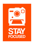 Stay Focused Polaroid Camera 3