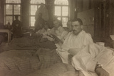 WWI: Department of Medicine at Villa Brazzà  Home to 17 of the Hospital of War