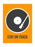 Stay on Track Vinyl 1