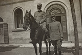 Italian Soldier with Horse