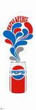 Pepsi - 1979 Spirit Ad Campaign Graphic