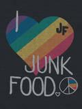 I HEART JUNK FOOD