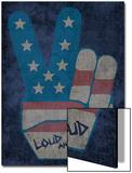 Peace Symbol - Loud and Proud