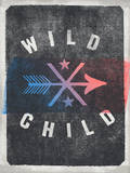 WILD CHILD Arrow Design